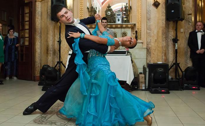 Dansatori la Evenimente
