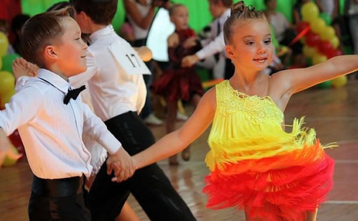 Cursuri Dans Copii la Triumph Dance Academy